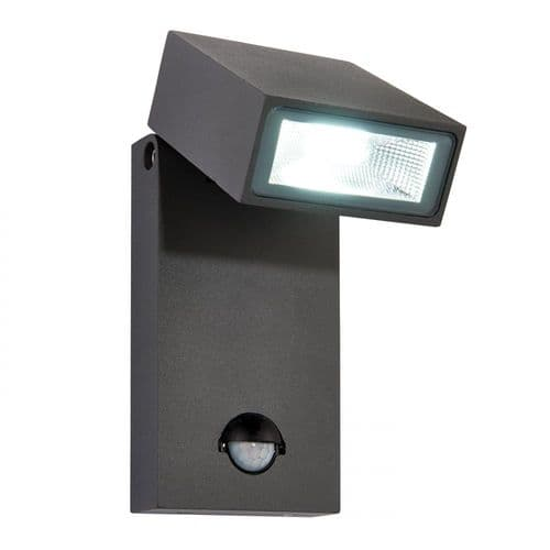 Saxby 67686 Morti PIR LED Outdoor Wall Light Automatic
